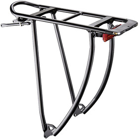 "Racktime Shine Evo Standard Bike Rack 28"" black"